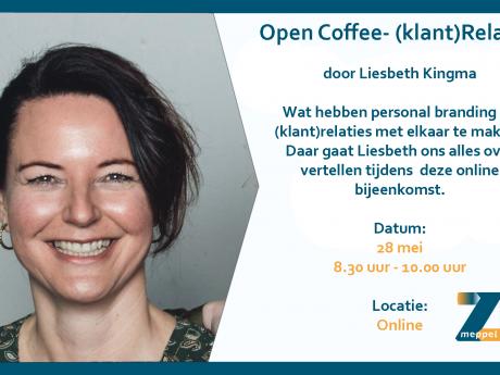 Open Coffee Klant relaties